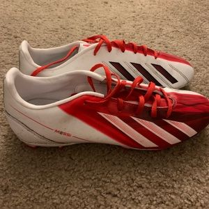 Adidas Messi Cleats!!